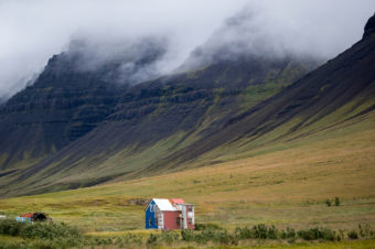 Whispering stones: stories about abandoned Iceland